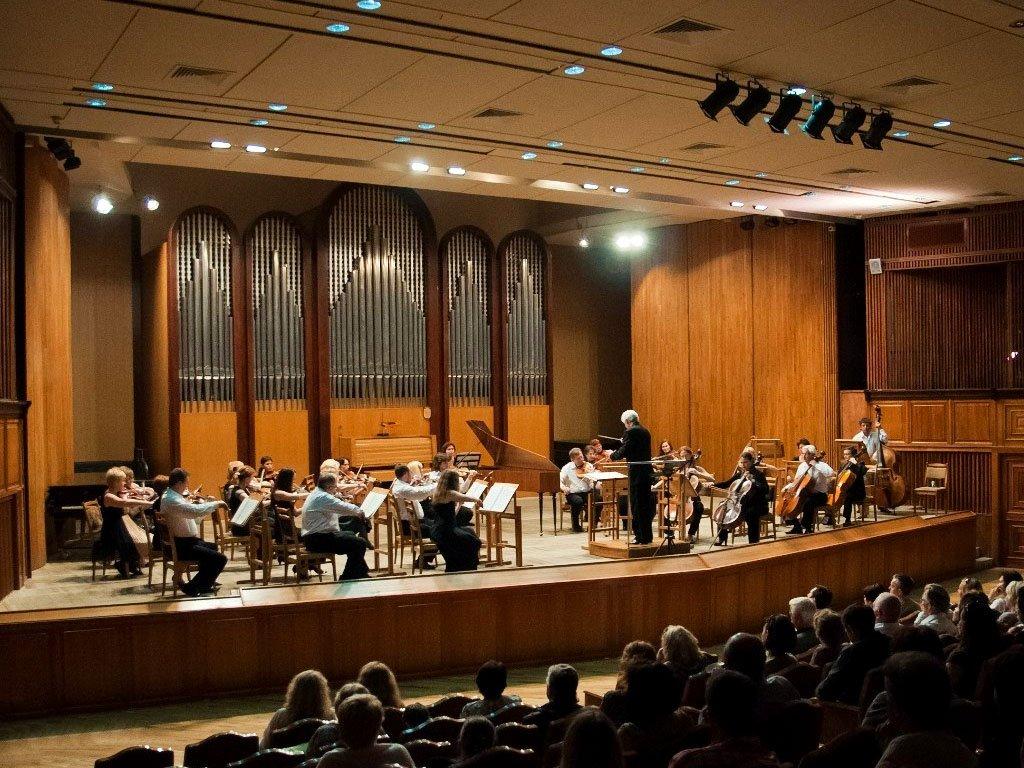 Концерт органиста Йорга-Ханнеса Хана 2017