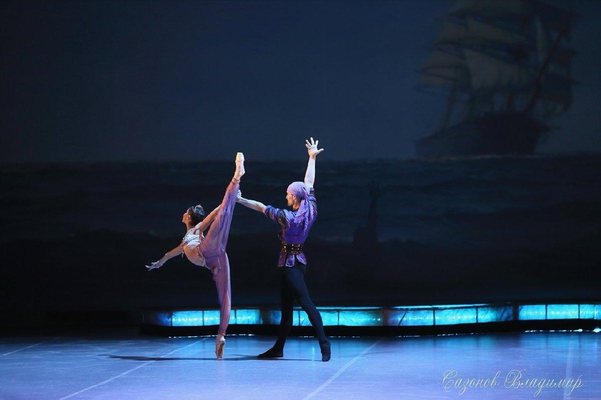 Гала-концерт балета к200-летию Мариуса Петипа 2018