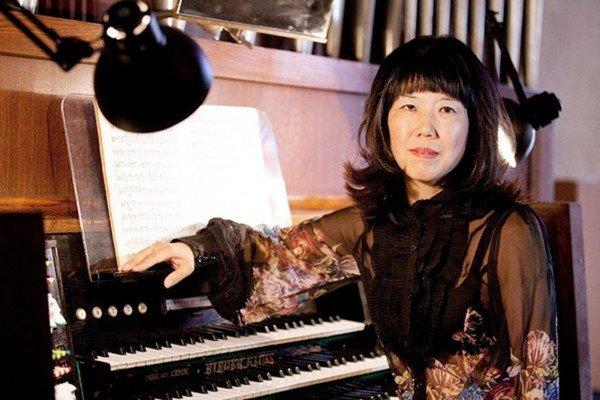 Концерт органистки Хироко Иноуэ 2017