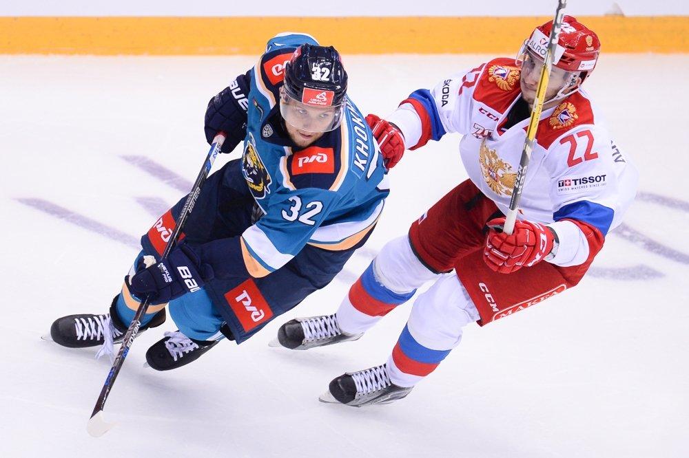 Sochi Hockey Open 2018