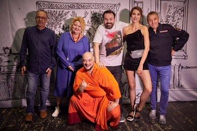 Спектакль «Будда Иванович» 2018