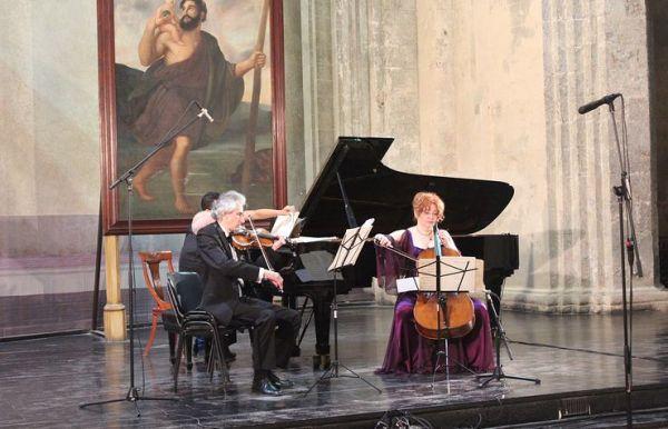 Концерт «Рахманинов встречает друзей» 2017