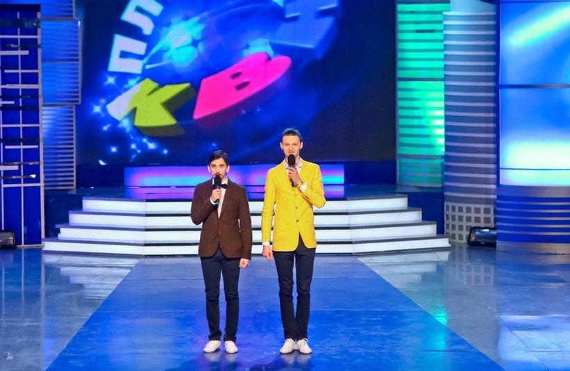 Шоу «Новый КВН постарому стилю» 2018