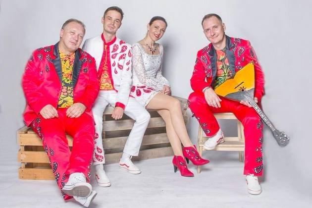 Фольк-шоу «Гуляй, Россия!» 2019