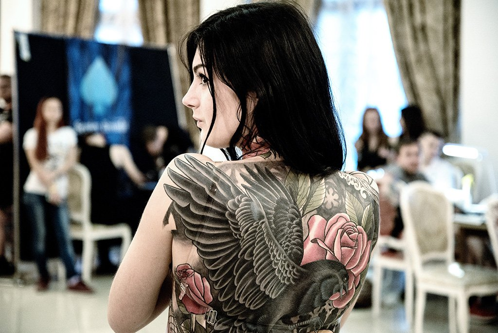 Фестиваль Sochi Tattoo Revolution 2019