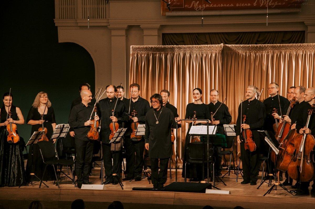 Концерт Юрия Башмета икамерного ансамбля «Солисты Москвы» 2017