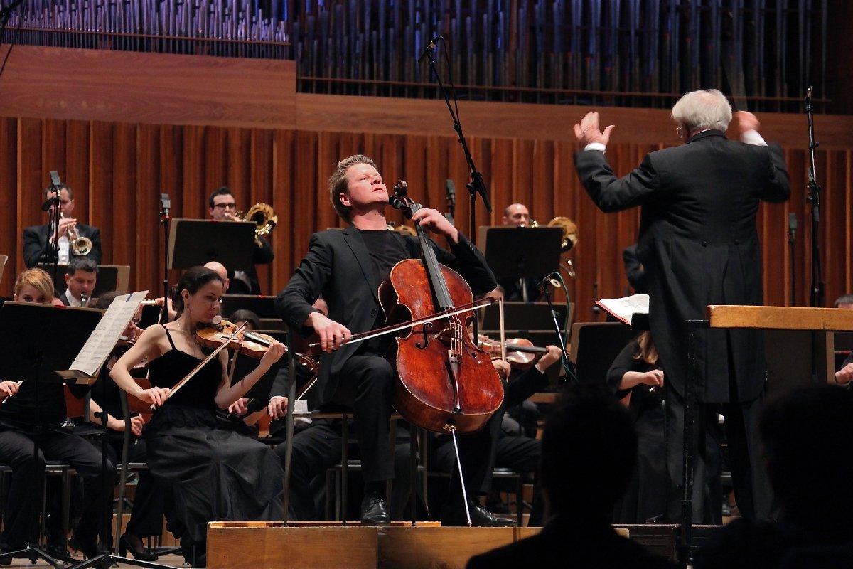 Концерт «Шедевры русской музыки» 2017