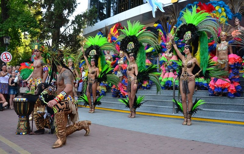 Фестиваль «Carnaval Sochi Fest» 2017