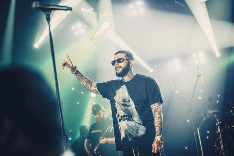 Концерт Тимати 2018