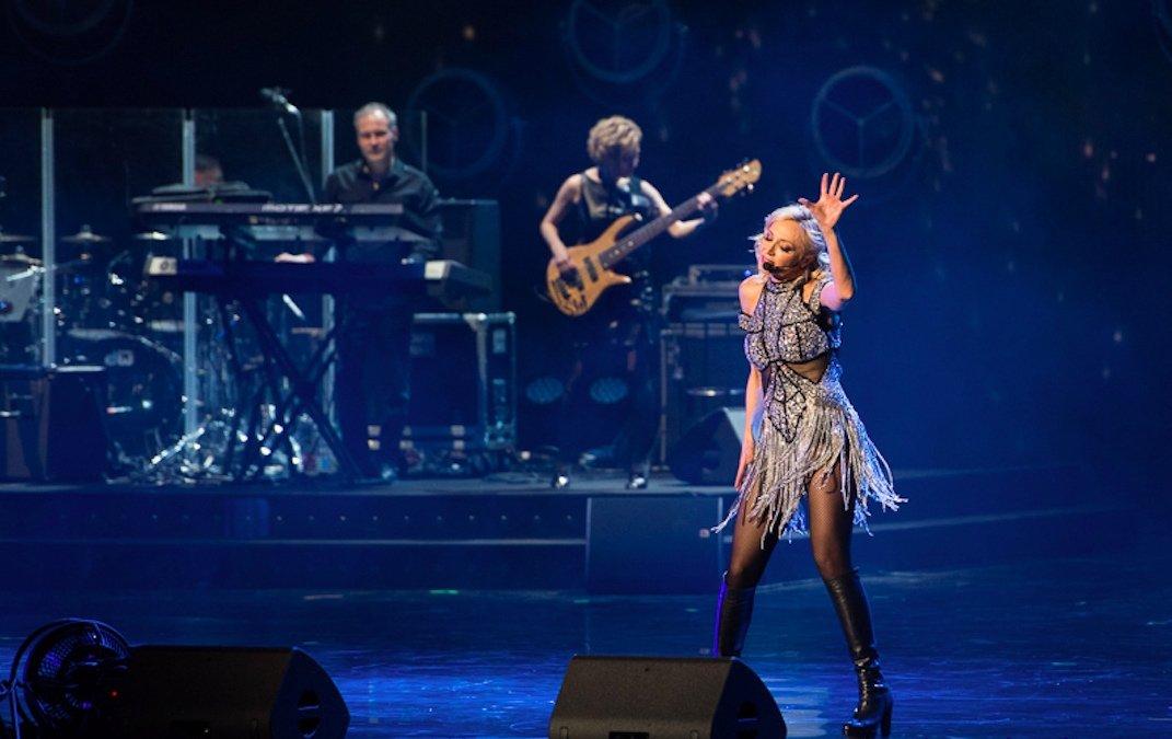 Концерт Кристины Орбакайте 2017