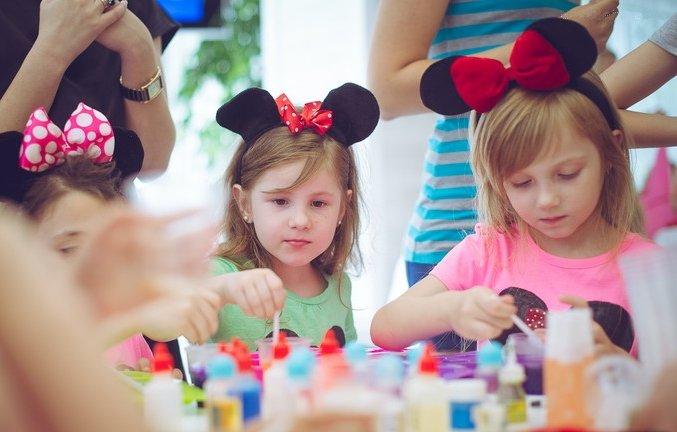 Мастер-классы для детей в«МореМолл» 2017