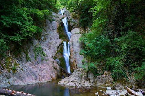 Водопад «Безымянный»
