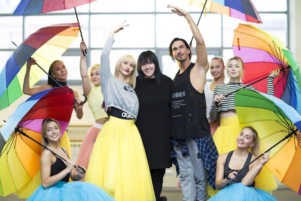 Спектакль «TODES. Балет Аллы Духовой» 2017