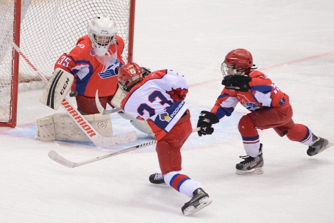 Хоккейный турнир «Кубок Газпром нефти» 2017