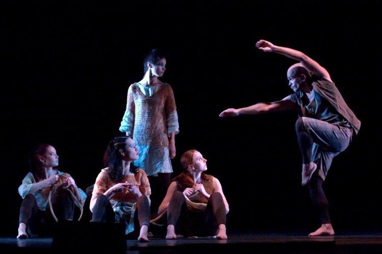 Эксцентрик-балет Сергея Смирнова 2017