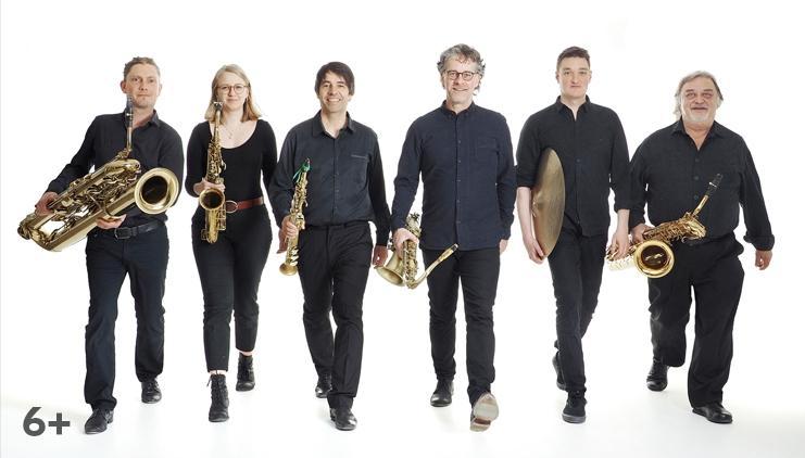 Концерт ансамбля саксофонистов изШвейцарии «Klapparat» 2020