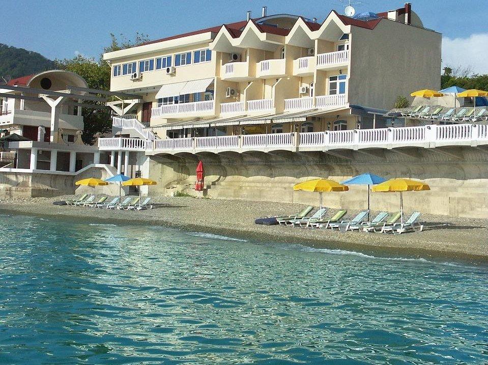 Пляж отеля «Сон уморя»