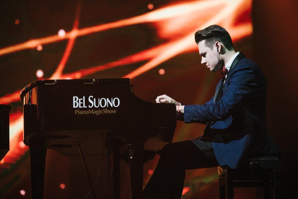 Шоу трех роялей «Bel Suono» 2018