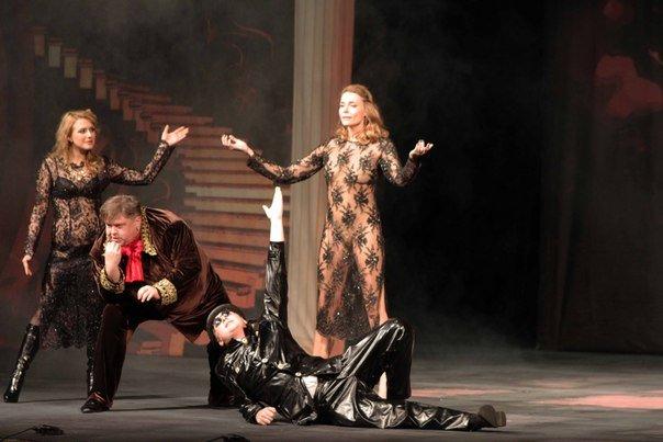 Спектакль «Мастер иМаргарита» 2017