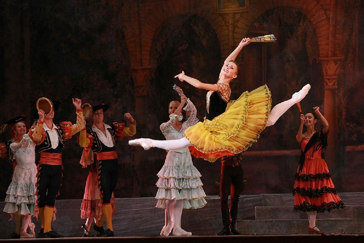Вечер балета 2019
