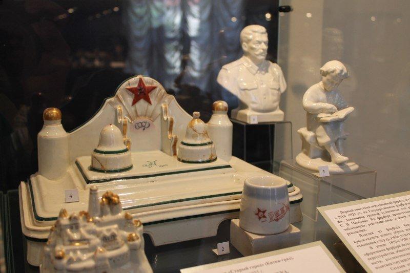 Выставка «Фарфоровый мир»