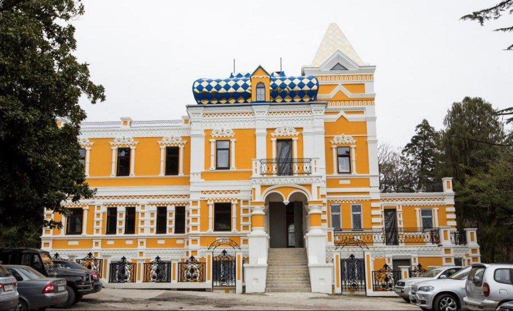 Дача Василия Хлудова