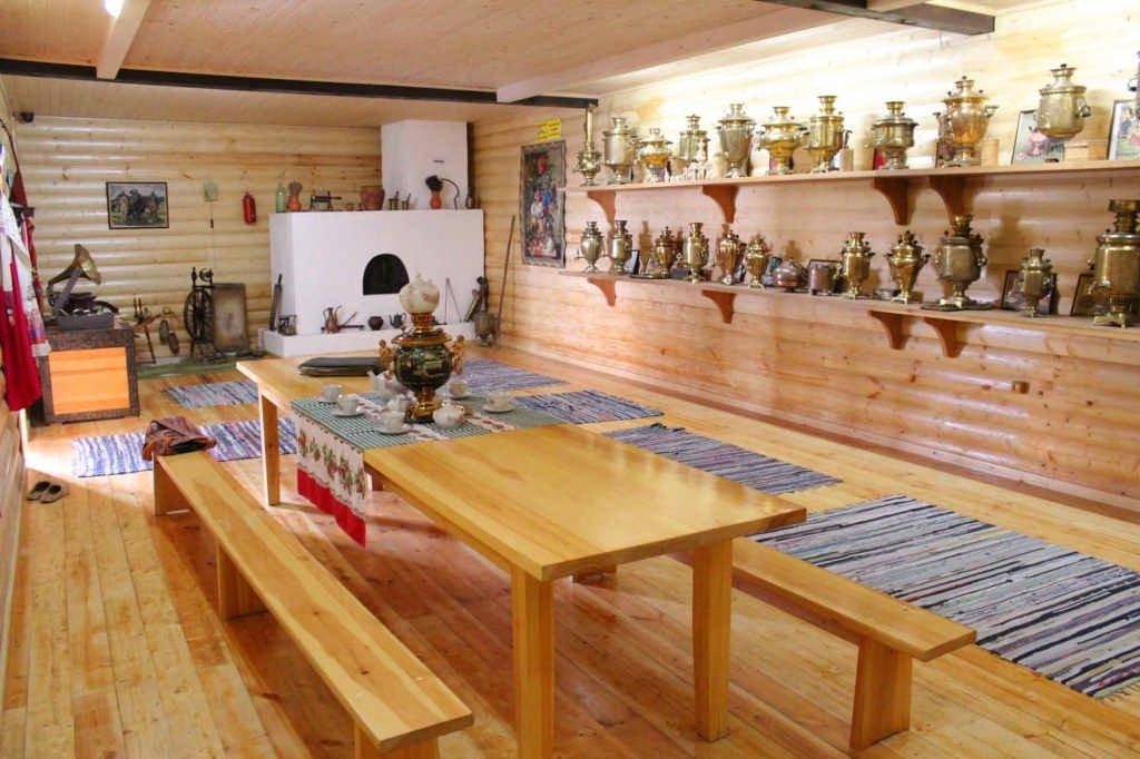 Музей чая иМузей Автомотостарины