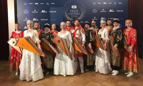 Онлайн-концерт Камерного оркестра гусляров им. Любови Жук 2020