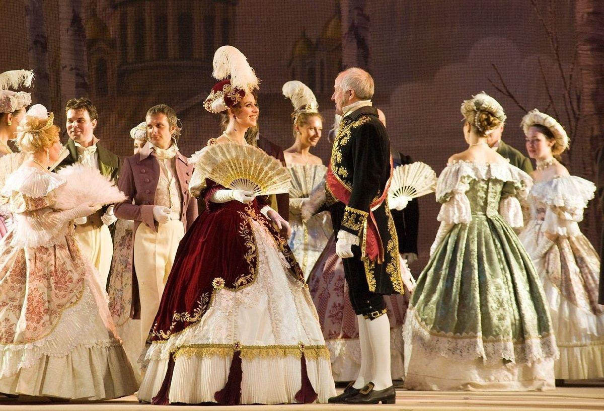 Опера «Евгений Онегин» 2017