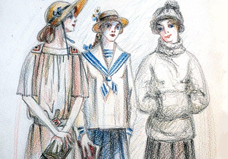 Выставка «Театральная история. Николай Островский– Павел Корчагин»