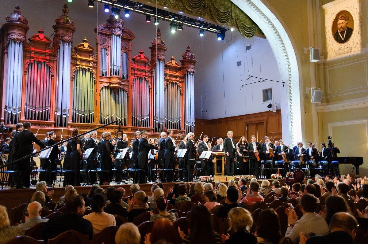 Концерт «Русская классическая музыка XXвека» 2018