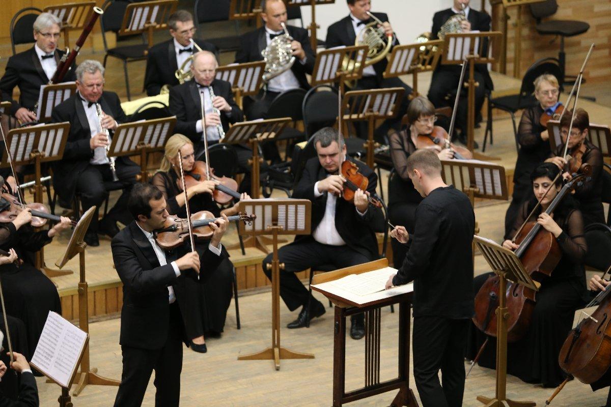 Концерт Кубанского симфонического оркестра 2019