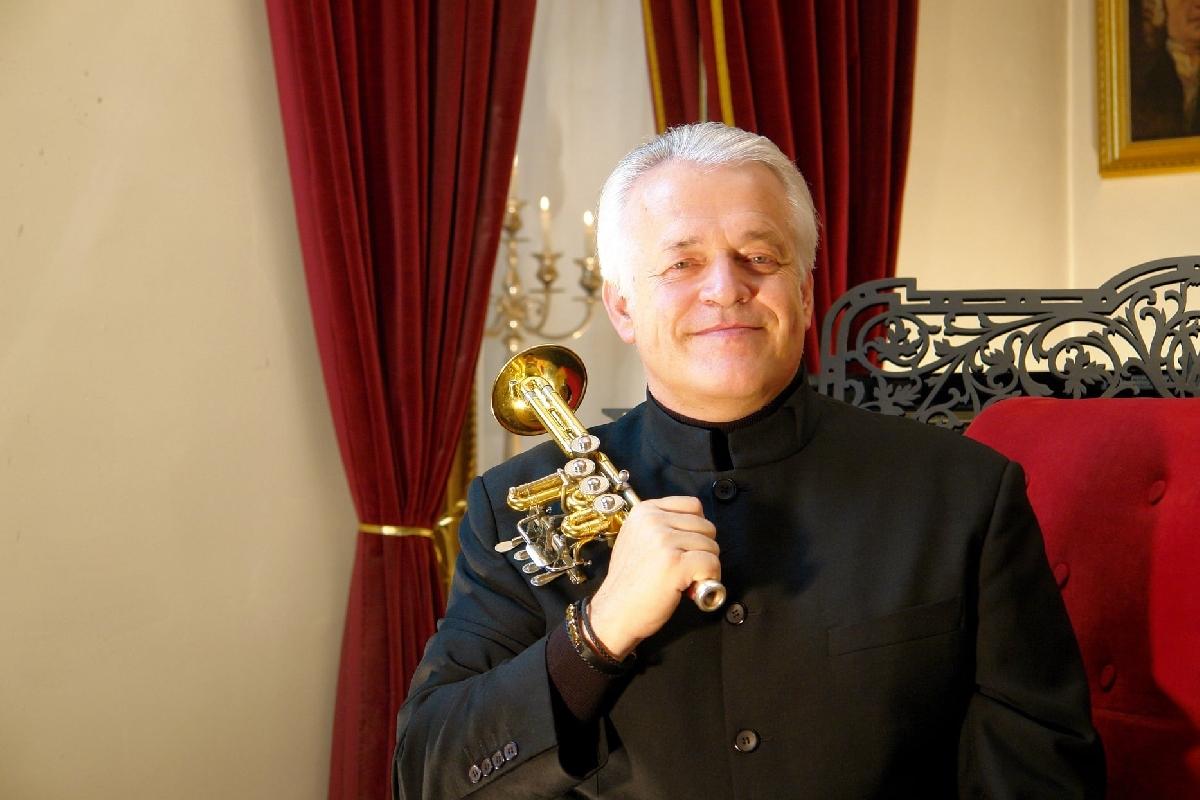 Концерт десятки лучших трубачей 2021