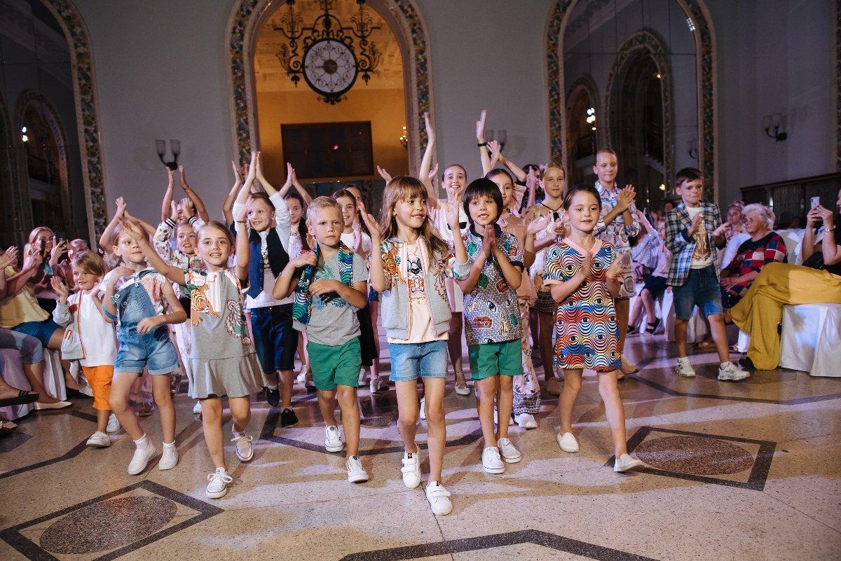 Kids Fashion Week Sochi 2020