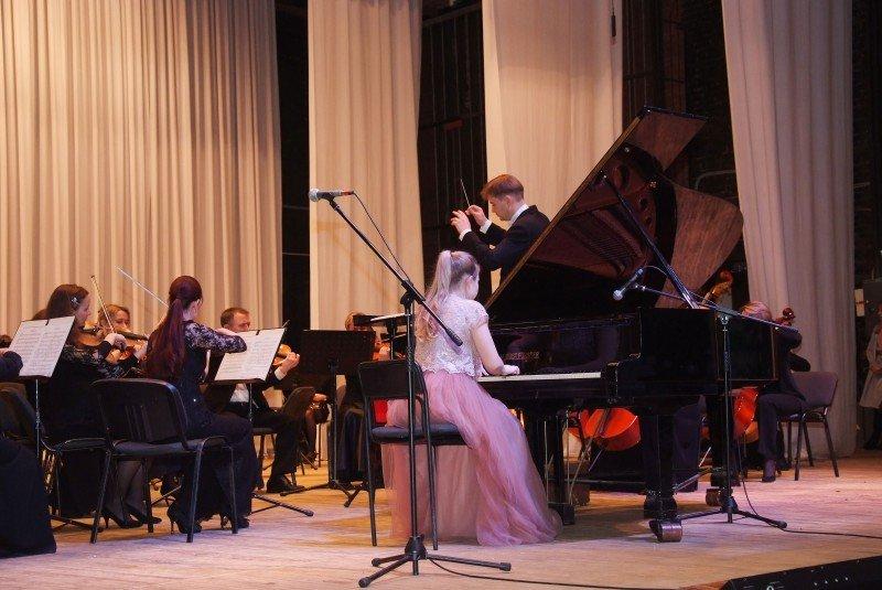 Концерт Большого Симфонического оркестра иЮных Талантов 2019