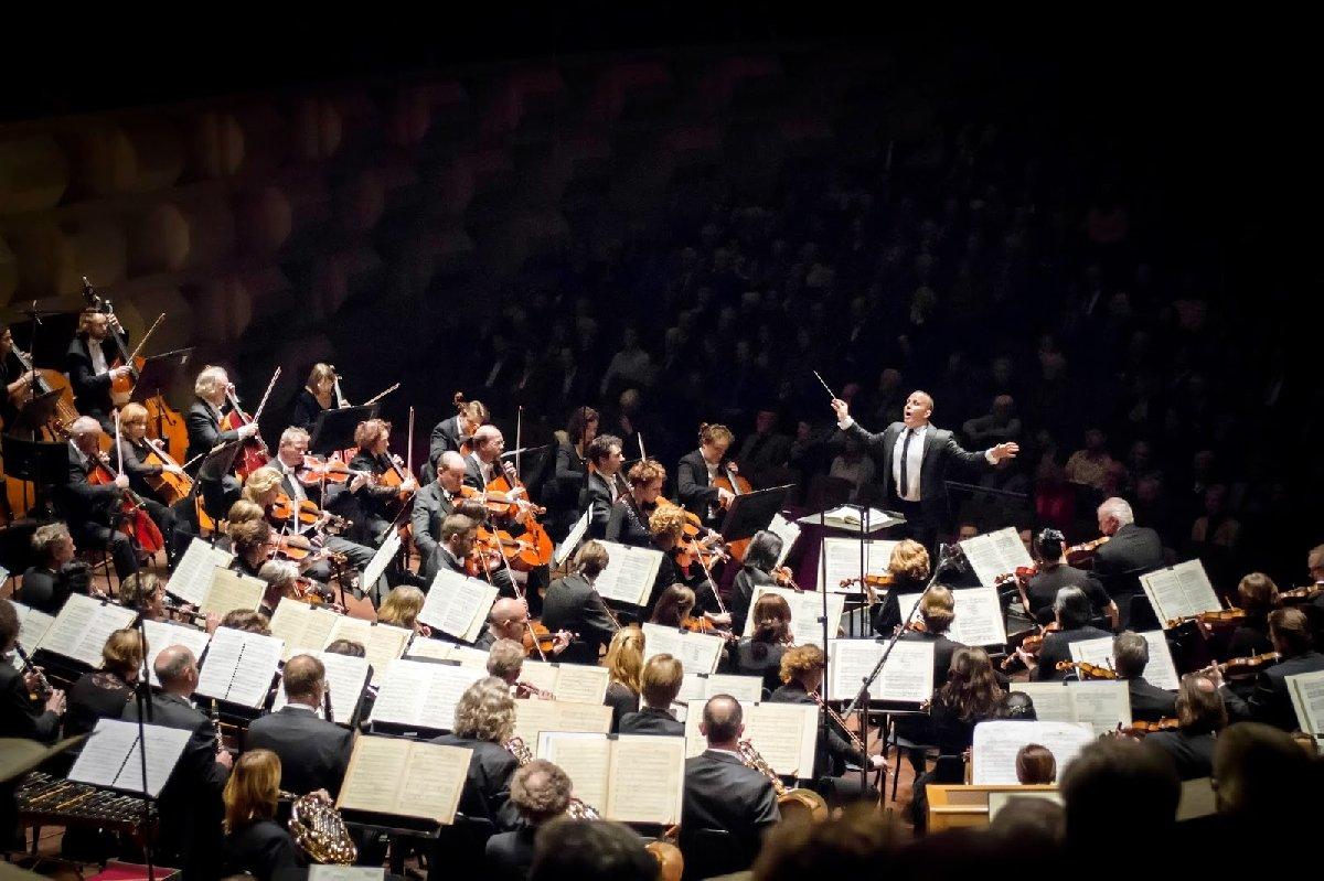 Концерт «Музыкальный вечер России иАвстрии» 2019