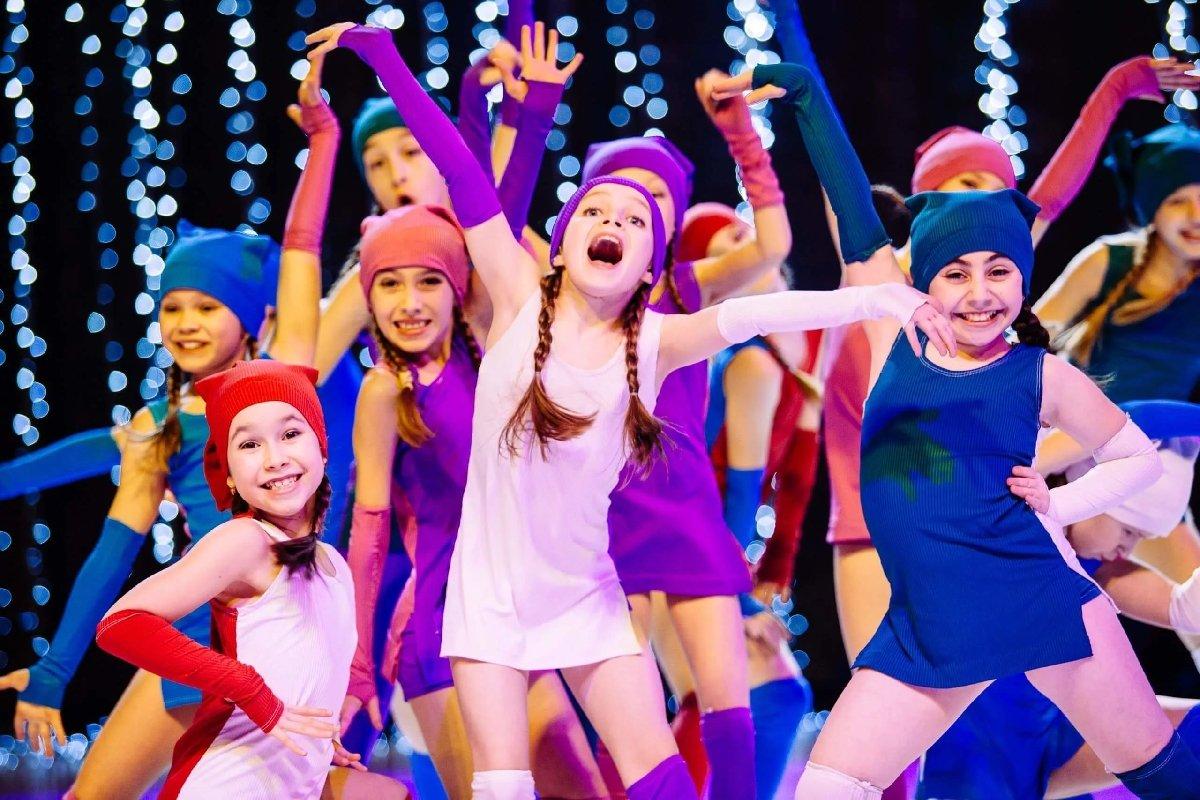 Международный хореографический конкурс «Arena Dance» 2018