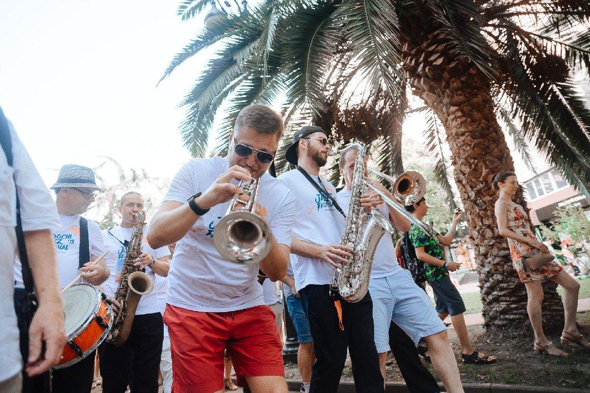 Фестиваль «Sochi Jazz Festival» 2020