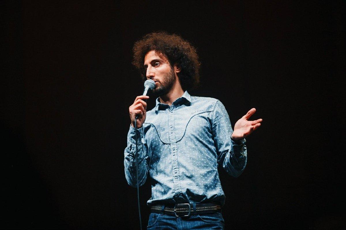 StandUp Show Дмитрия Романова 2021