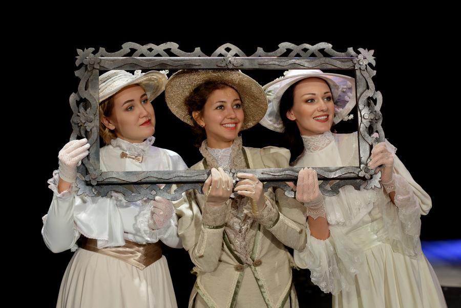 Спектакль «Три сестры. Продолжение» 2018