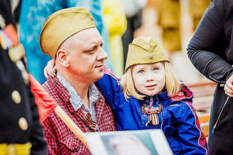 День победы накурорте «Газпром» 2018