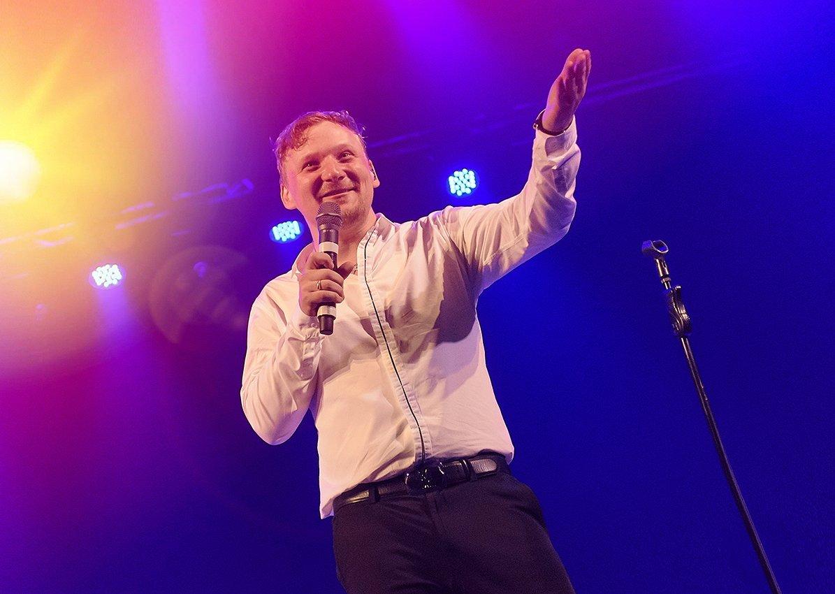 Концерт Михаила Бублика 2020