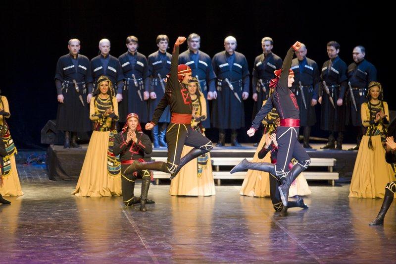 Концерт ансамбля «Рустави» 2019