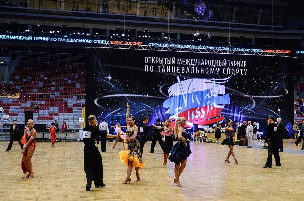 Турнир потанцевальному спорту «Sochi Open Championship» 2017