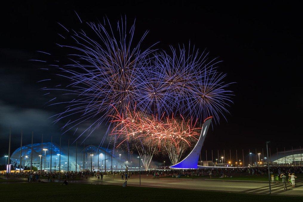 Отборочный этап Мирового чемпионата фейерверков 2018
