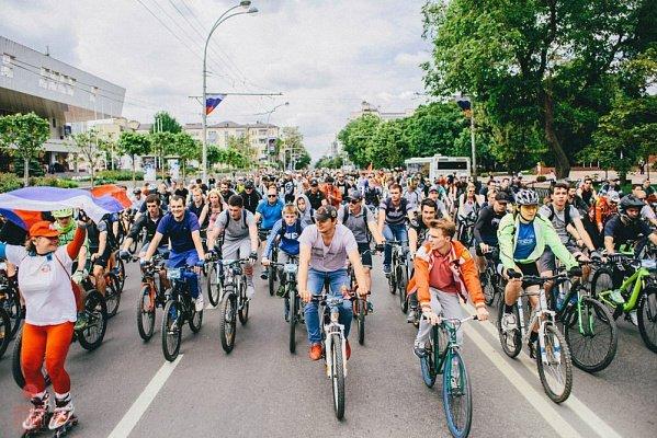 Велопарад вСочи 2019