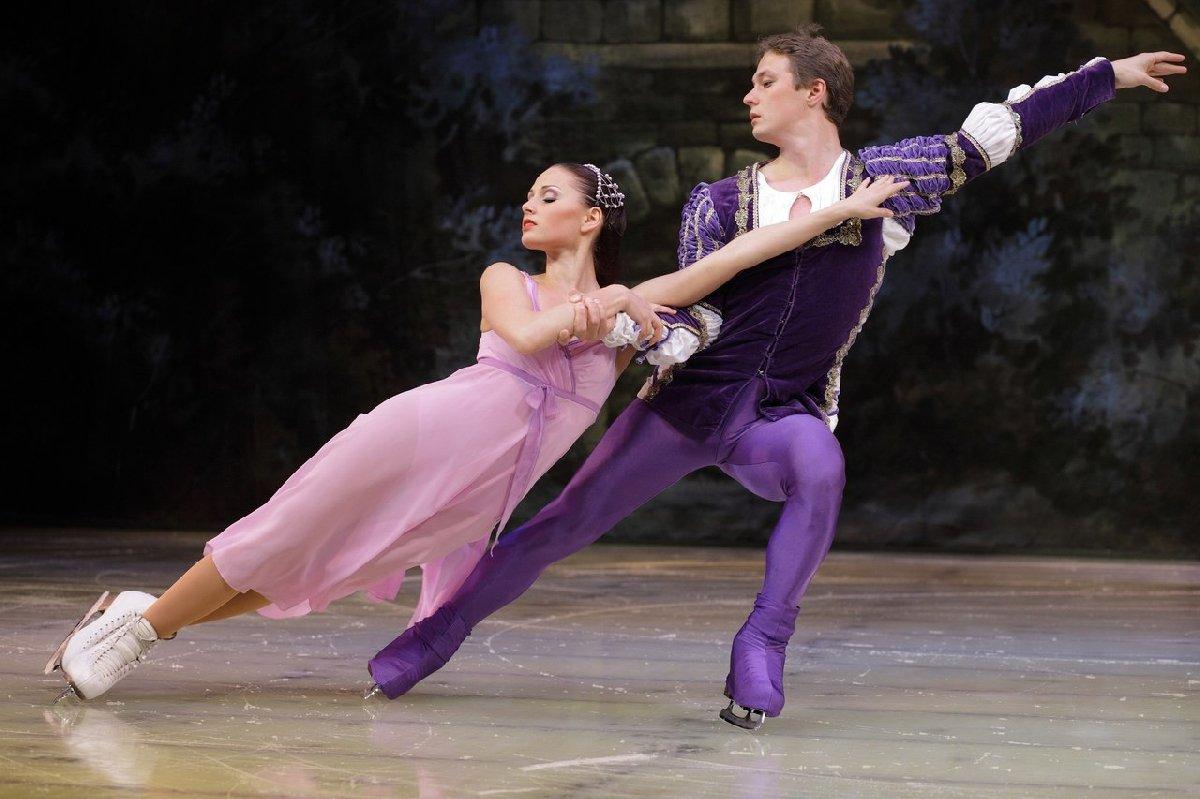 Ледовый спектакль «Ромео иДжульетта» 2017
