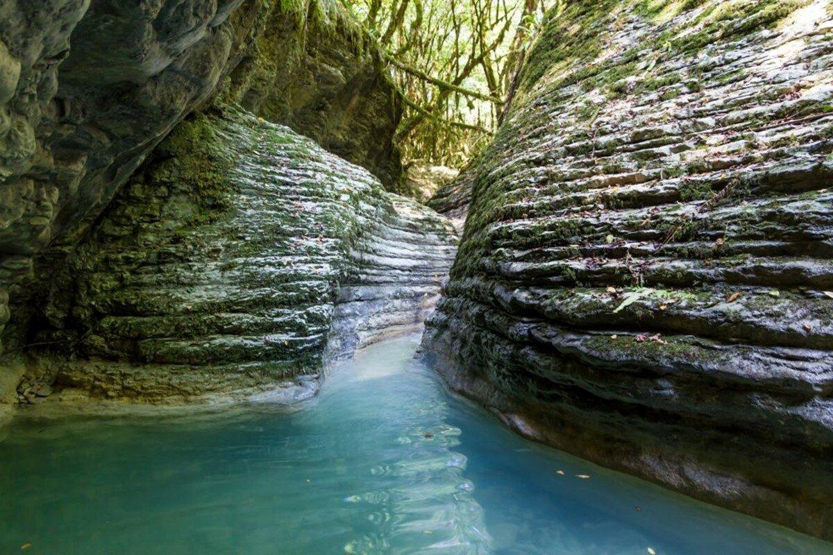 Новые туристические маршруты вСочинском Национальном парке 2020
