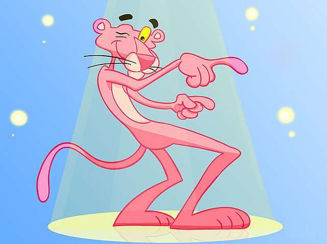 День Розовой Пантеры в«МореМолл» 2017