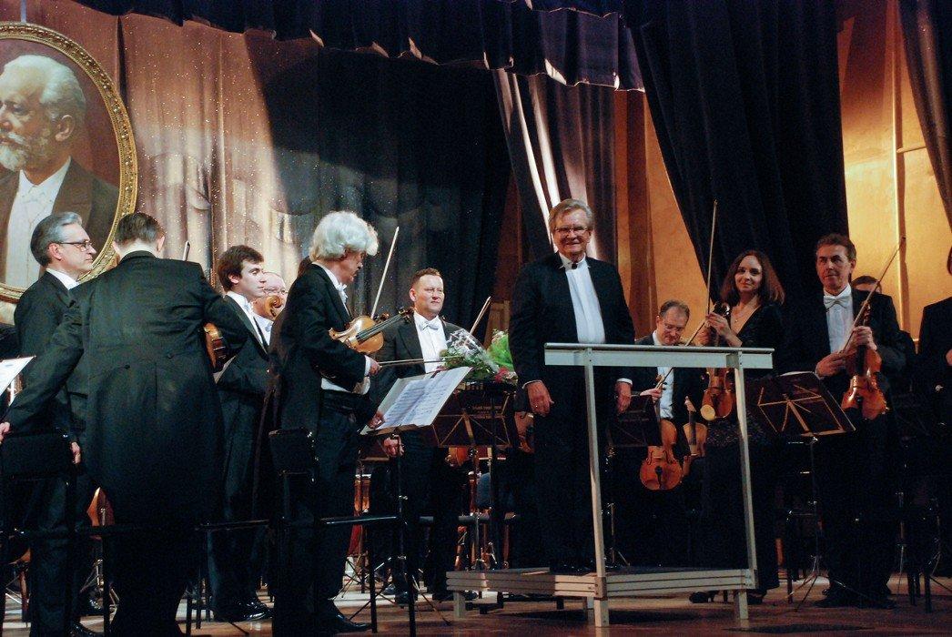 Фестиваль большого симфонического оркестра имени П.И.Чайковского 2019